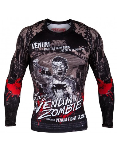 VENUM ZOMBIE RETURN RASHGUARD - LONG...
