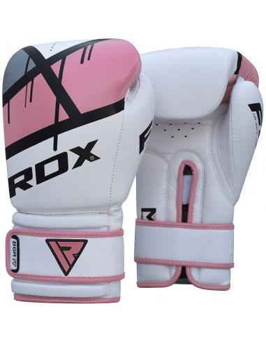RDX F7 EGO BOXING GLOVES ROSADOS PARA...