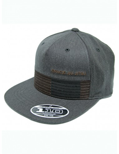 GRACIE RANK HAT - MARRON