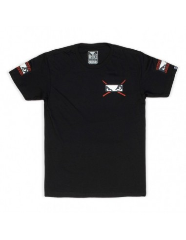 BAD BOY SAMURAI WARRIOR T-SHIRT