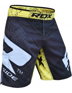 RDX R4 MMA SHORTS GIANT INSIDE
