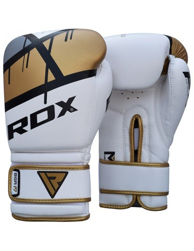 RDX F7 EGO BOXING GLOVES GOLDEN