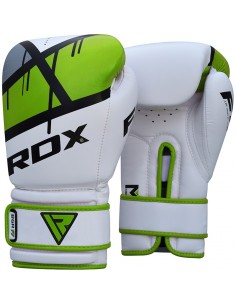 RDX F7 EGO BOXING GLOVES GREEN