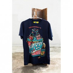 CUBICA FRESH DRINK ME T-SHIRT