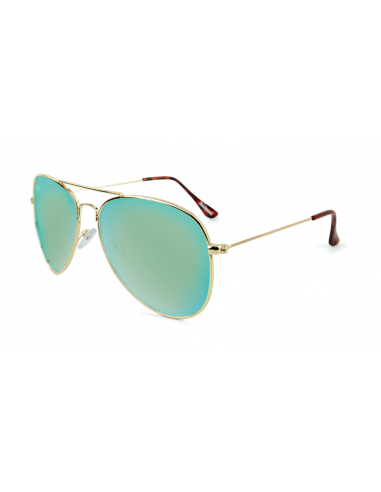 GOLD / YELLOW AQUA MILE HIGHS GAFAS...