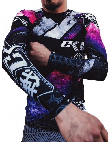 CONTRACT KILLER STELLAR RASH GUARD