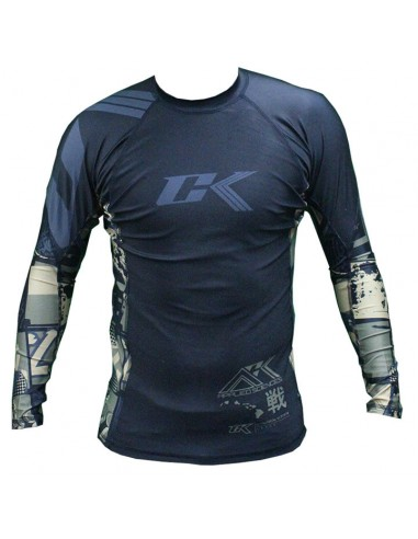 CONTRACT KILLER COLLAGE RASHGUARD...