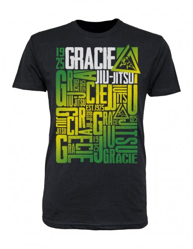 GRACIE STACKED T-SHIRT